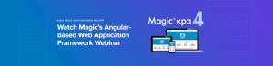 Magic Software Releases Magic xpa 4.0